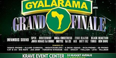 GYALARAMA GRAND FINALE tickets