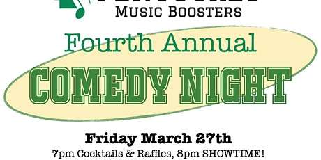 PMB's 4th Annual Comedy Night! tickets