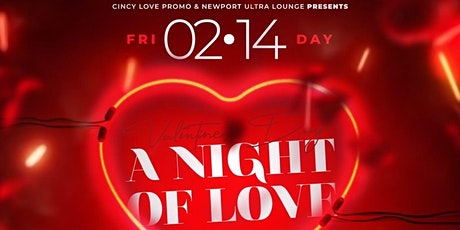 A Night Of Love tickets