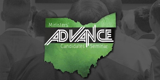 Ministers' Advance: Candidates Seminar 2020
