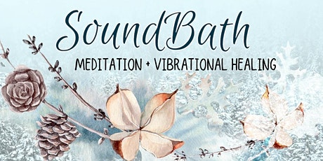 SOUNDBATH + Vibrational Healing with Nicola Buffa tickets