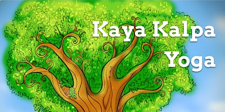 Kayakalpa Yoga @ Evergreen Feb 22, 2020 tickets
