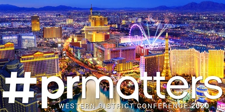 2020 PRSA Western District Conference tickets