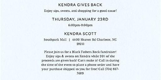 Kendra Gives Back x Black Fathers Rock