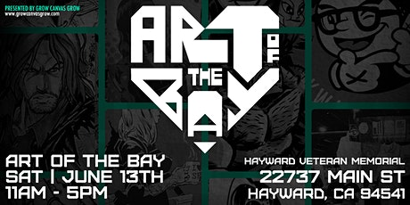 Art of the Bay | East Bay Art Expo (Hayward, CA) tickets