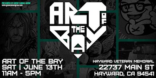 Art of the Bay | East Bay Art Expo (Hayward, CA)