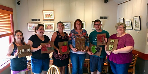 Spring String Art Workshop Part 2
