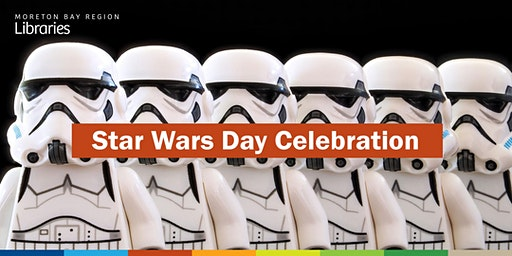 Star Wars Day Celebration (11-17 years)- Bribie Island Library