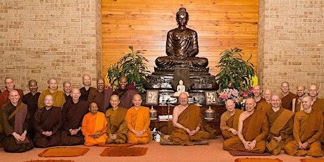 Meditation & Dhamma Talk with Ayya Soma tickets
