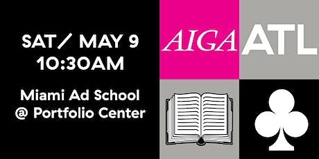 AIGA ATL Book Club -  MAY 2020 tickets