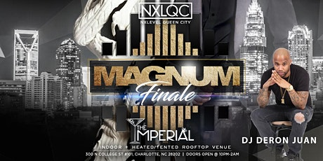 ★-★ MAGNUM ★-★ The Tournament Weekend Finale   Imperial, Sat, Feb 29 @ 10pm tickets
