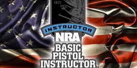 NRA Instructor Pistol Shooting Course tickets