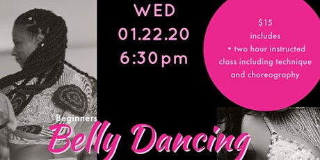 Belly Dancing Workshop tickets