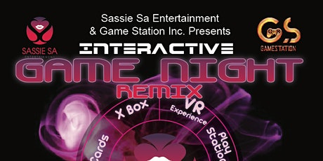 Adult Interactive Game Night Remix tickets