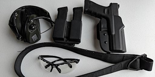 Introduction to Defensive Handgun -Classroom