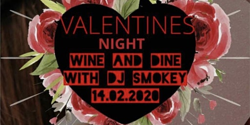 Valentine's Day wine and dine