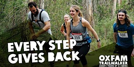 Oxfam Trailwalker Sydney 101 Night tickets