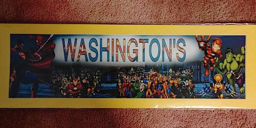 The Washington's 5th Year Anniversary