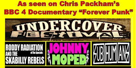 Undercover Festival 8 (Woking) - The Last Ever Undercover tickets