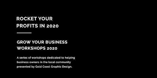 ROCKET YOUR PROFITS IN 2020 WORKSHOP