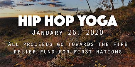 Bushfire Relief: Hip Hop Yoga Class by Donation tickets