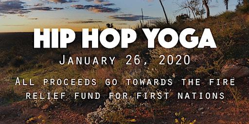 Bushfire Relief: Hip Hop Yoga Class by Donation