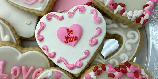 Valentines Cookie Class