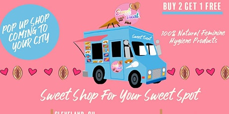 Sweet Treat Jar pop up shop  tickets
