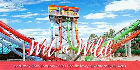 Wet 'N' Wild tickets