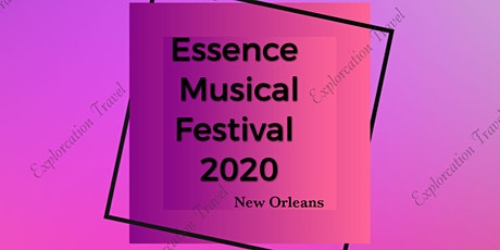 Essences Music Festival 2020 Packages  tickets