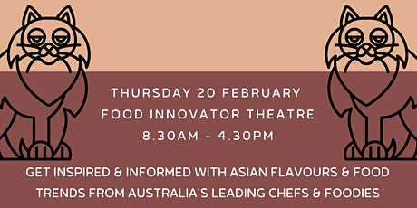 Asian Flavours - Innovation Day 2020 tickets