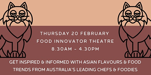 Asian Flavours - Innovation Day 2020