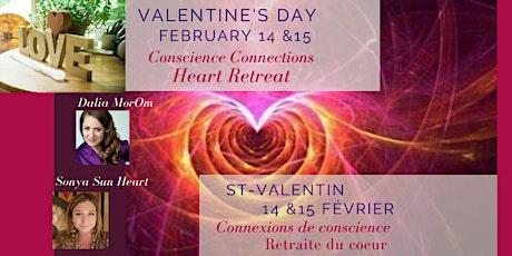 Conscience Connections Heart Retreat - Connexions de conscience retraite billets
