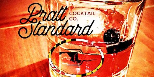 Patapsco Distilling Cocktail Class with the Pratt Standard Cocktail Company