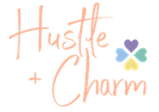 Hustle + Charm Community logo