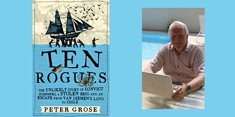 Speaker Series: Ten Rogues with Peter Grose tickets