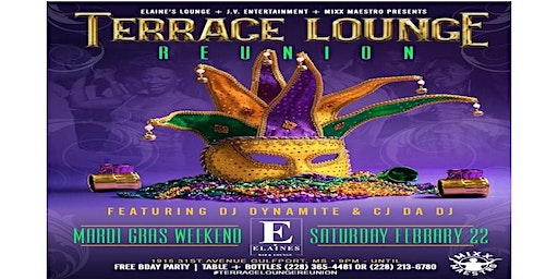 Terrace Lounge Reunion