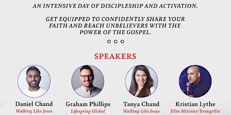 Evangelism Training School 2020  (With Daniel Chand + others) tickets