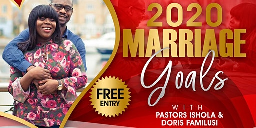 Marriage4life Couples Fellowship Presents 2020 Marriage Goals