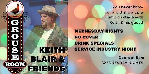 Keith Blair & Friends