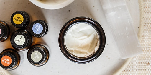 Make your own all-natural, luxury face cream | Sat 15th Feb '20