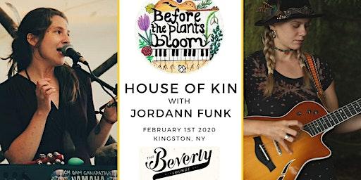 House of Kin, Jordann Funk in Kingston NY