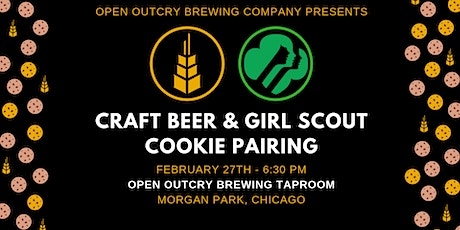 3rd Annual Open Outcry Cookie Pairing  tickets