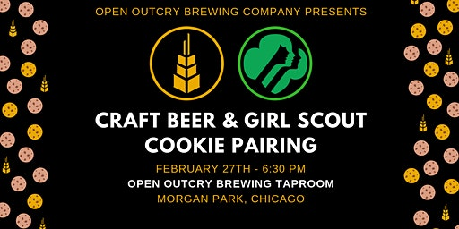 3rd Annual Open Outcry Cookie Pairing
