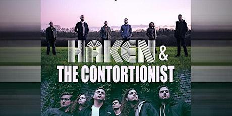 Haken, The Contortionist tickets