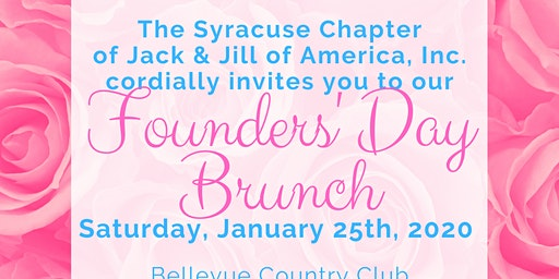 Founders' Day Brunch