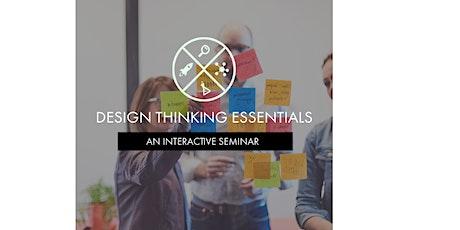 Design thinking essentials tickets