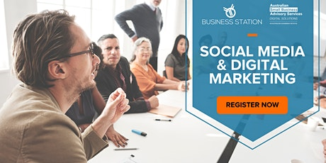 Fundamentals of Facebook and Instagram for your business (Subiaco) presented by Sandra Tricoli tickets