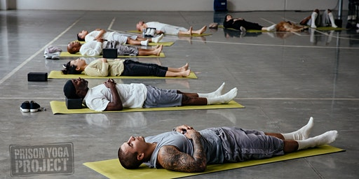 Introduction to Prison Yoga Project - St. Louis, MO