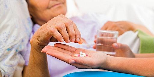 Simplifying complex medication regimens in aged care - Workshop
